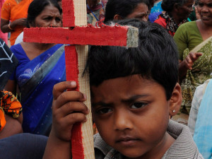 India - India Christian Council and Karnataka Christian Federation  protest