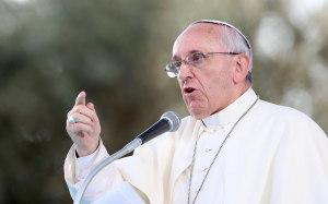 Pope Francis Visits Sardinia