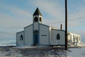 katolicheskij xram v Antarktide