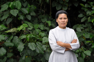 Mindanao nun threatened for environmental work