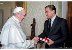Papa i Di Kaprio