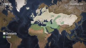 karta xristianstva